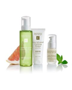 Eminence Organic Acne Advanced Treatment System