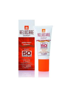 Heliocare Color SPF 50 Gelcream Brown