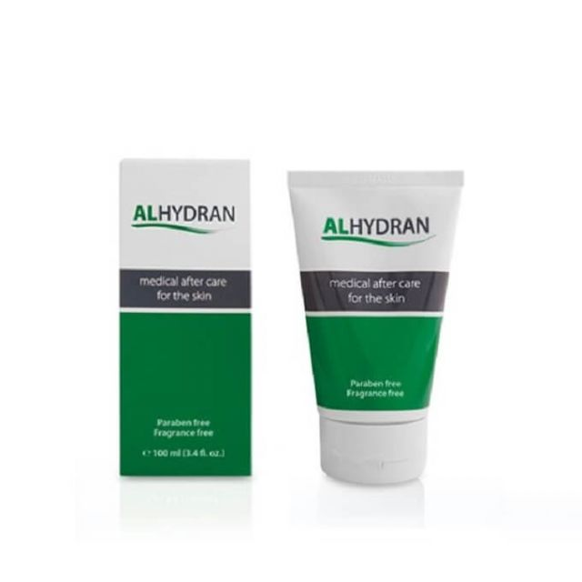 Alhydran 100ml - Medical after care for skin
