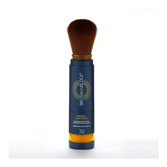 BRUSH ON BLOCK - SPF 30 Mineral Powder Sunscreen