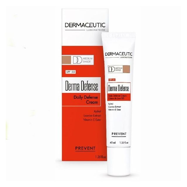 Dermaceutic Derma Defense SPF 50 Medium Tint