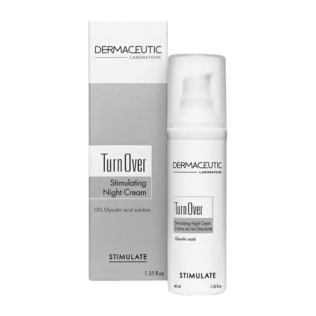 Dermaceutic TurnOver - Stimulating Night Cream