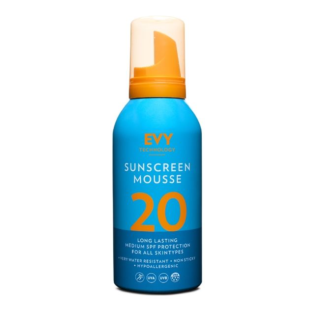 EVY  Mousse SPF20