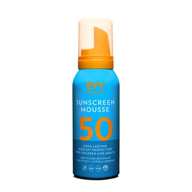 EVY Sunscreen Mousse SPF50