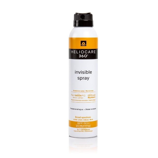 Heliocare 360 Inivisible Spray