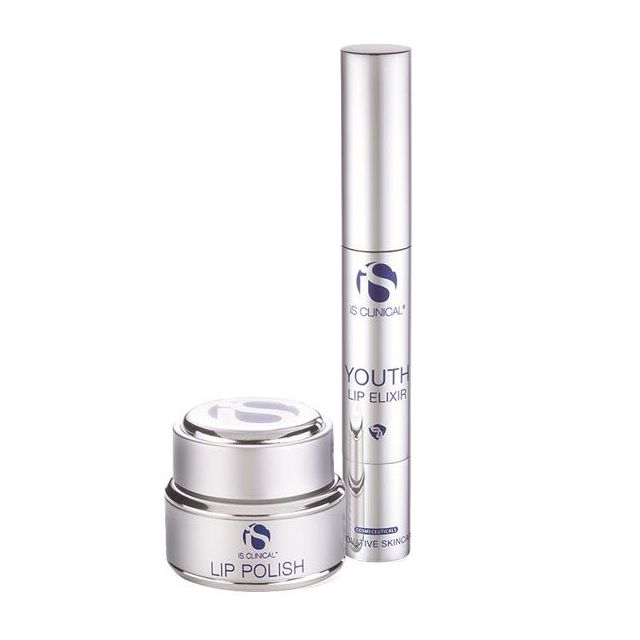 iS Clinical with Lip Polish and Youth Lip Elixir