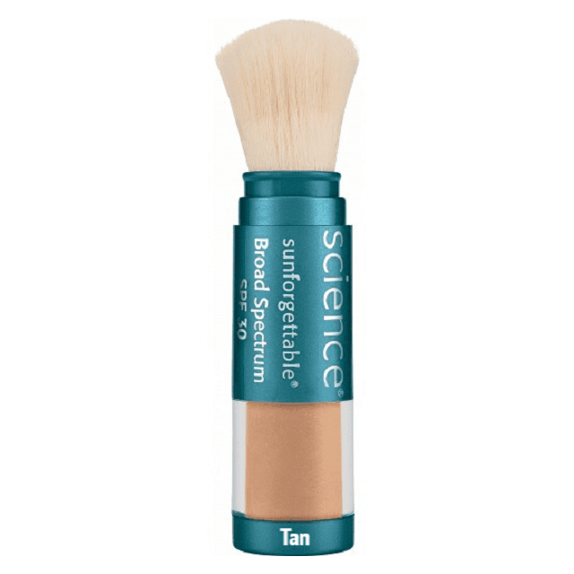 Colorescience Sunforgettable Mineral Suncreen Brush SPF 30 Tan