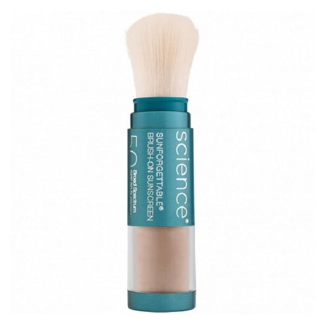 Colorescience Sunforgettable Mineral Sunscreen Brush SPF 50 - Tan