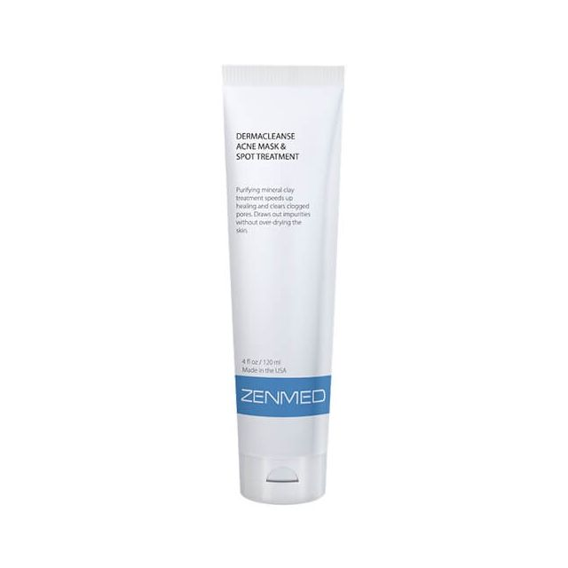 ZENMED - Derma Cleanse Acne Mask & Spot Treatment