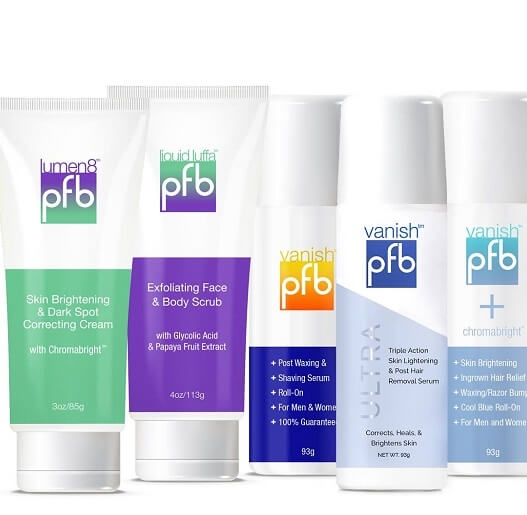 pfb ultra ingrown hair treatment