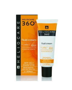 Heliocare 360 FLUID Cream SPF 50+ 50 ml