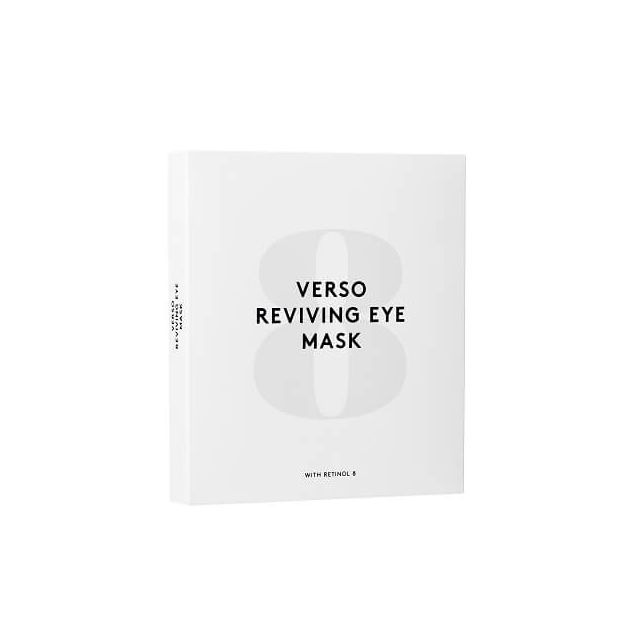 VERSO Reviving Eye Mask box