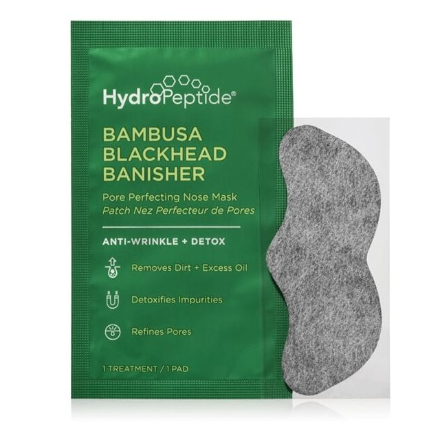 HydroPeptide Bambusa Blackhead Banisher - Pore Perfecting Nose Mask