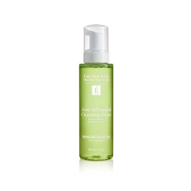 Eminence Organic Acne Advanced Cleansing Foam