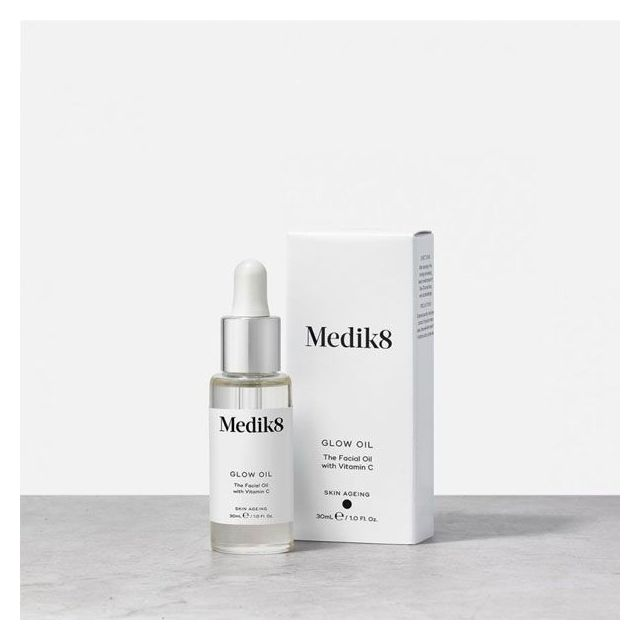 Medik8 Glow Oil with box