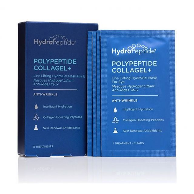 HydroPeptide Polypeptide Collagel + Eye Mask In Box