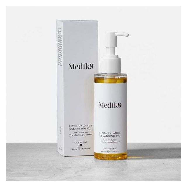 Medik8 Lipid-Balance Cleansing Oil with box