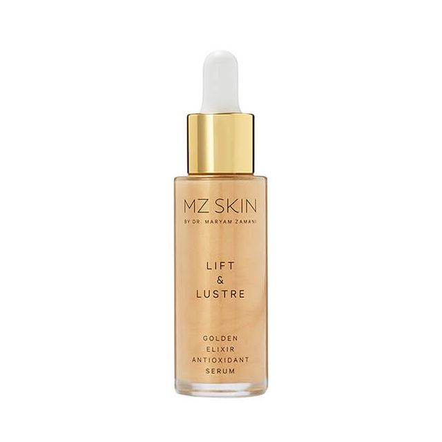 MZ SKIN Lift & Lustre Golden Elixir Antioxidant Serum
