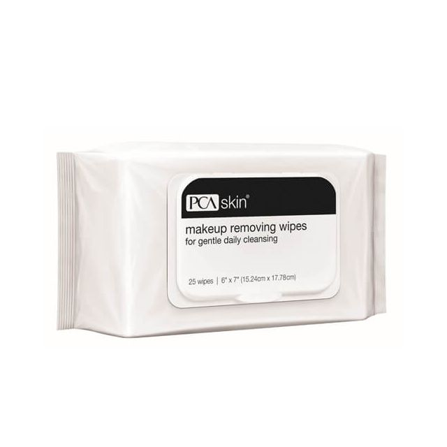 PCA Skin Make-up Removing Wipes