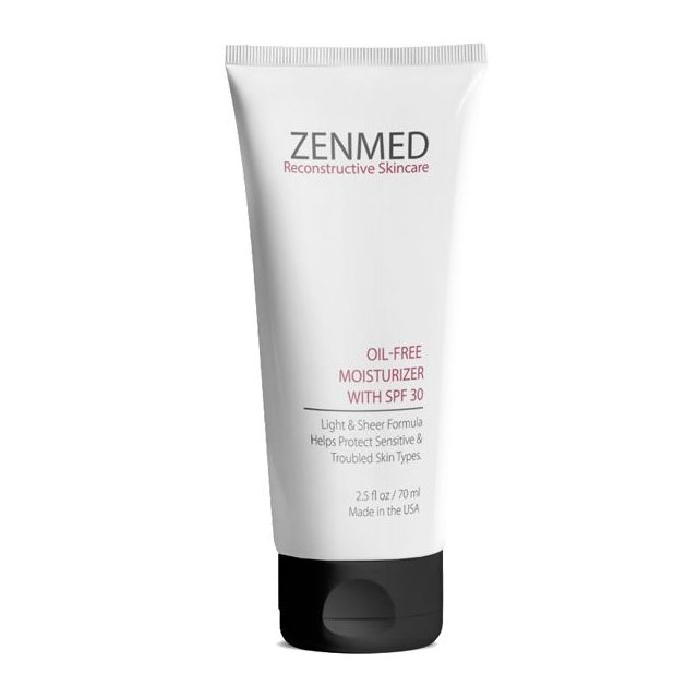 ZENMED - Oil Free Moisturiser with SPF 30
