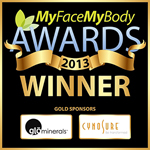 my face my body award